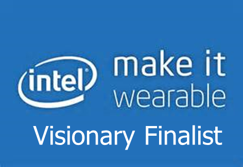 Intel Visionary Logo